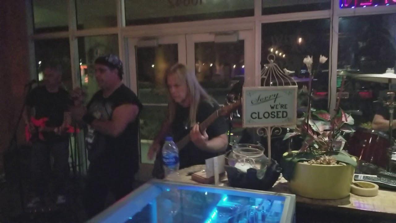 SA Woody Rock Cover band Night