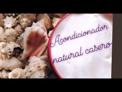 Cómo hacer ACONDICIONADOR/MASCARILLA+crema de peinado Natural CASERO 3en 1  Cosmética Natural Casera