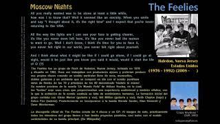 Moscow Nights - The Feelies