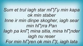 Arckanum - Fran Marder Lyrics