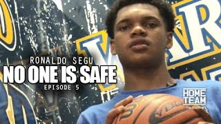 "Ronaldo Segu: No One Is Safe Episode 5 - ""6 Foot Killa"" feat. Nassir Little"