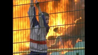 Legia 1-2 Wisła Kraków 2001