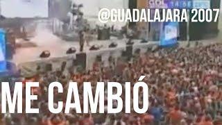 ALLISON  - Me Cambio (En Vivo Guadalajara 2007)