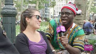 Is Africa a Country or a Continent? - DR CRAZE in NYC