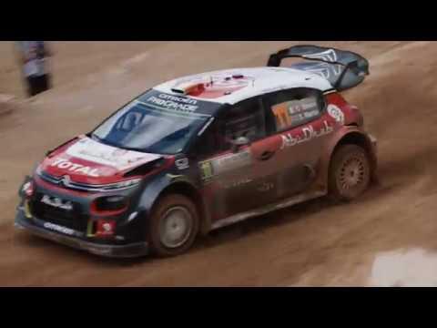 2018 Rally Italia Sardegna -  Best of Friday