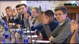 Состоялось первое заседание нового Молодежного совета при Думе