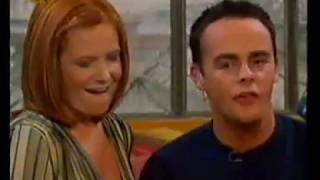 Chums - The one where Ant & Dec are ill
