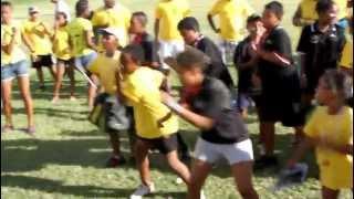 preview picture of video 'Tournoi Marmailles Handball Saint Gilles Les Hauts'