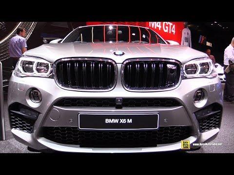 2018 BMW X6 M - Exterior and Interior Walkaround - 2017 Frankfurt Auto Show