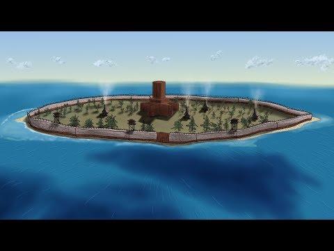 Мой собственный остров. Оборона от рейдеров в Раст/Rust