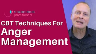 CBT Techniques For Anger Management