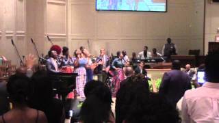 Pure-N-Heart Singing All We Ask by Donnie McClurkin @ Dorinda Clark Cole SMAC Conference