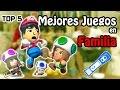 Top 5: Mejores Juegos En Familia El Ra l Navarro