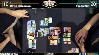 Grand Prix Las Vegas 2015 (Event #2) Semifinals