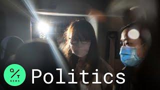 Hong Kong Police Arrest Activist Agnes Chow Under National Security Law