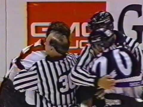 Mike Peluso vs. Rudy Poeschek