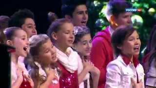 Рождественская Песенка года - Игорь Крутой, детский хор Академии - Нарисуй - www.ecoleart.ru