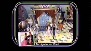 Sandy E Junior - To Ligado Em Você: 500 Mil Cópias, Comercial, MTV+