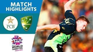 ICC #WT20 Australia vs Pakistan Match Highlights