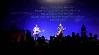 Aaron Gillespie - We Were Made For You @ Inspire Church NZ