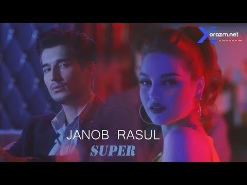 Janob Rasul - Super   Жаноб Расул - Супер