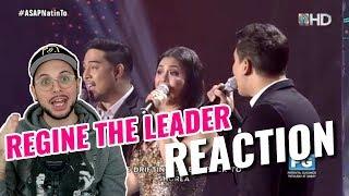 Regine Velasquez & Singing Champions   REACTION