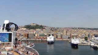 На корабле в Неаполь