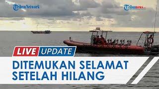 4 Hari Hilang, Nelayan Majene Sulawesi Barat Akhirnya Ditemukan Selamat di Takalar Sulawesi Selatan