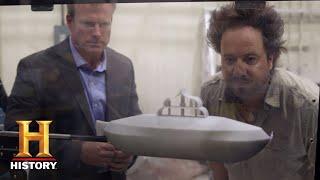 Ancient Aliens: Vimana Model Aircraft Experiment (Season 12, Episode 11) | History