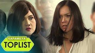 7 trending cat fights of Daniela and Romina in Kadenang Ginto | Kapamilya Toplist