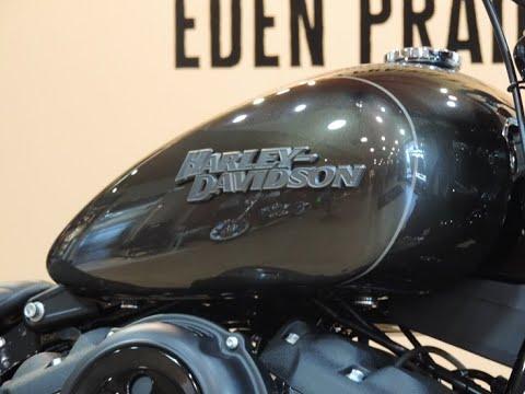 2020 Harley-Davidson HD Softail FXBB Street Bob