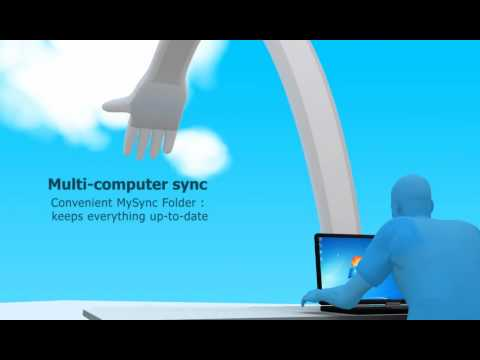 Vídeo do ASUS WebStorage - Cloud Drive