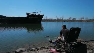 Рыбалка на английскую донку с а фадеевым