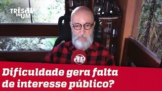Josias de Souza: Bolsonaro se auto converte em garoto propaganda do direito de infectar