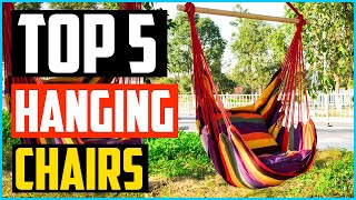 Top 5 Best Hanging Chairs In 2020 – Reviews
