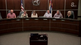 City of Boulder Planning Board Meeting  5-17-18