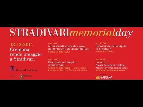 STRADIVARImemorialday - Cremona rende omaggio ad Antonio Stradivari