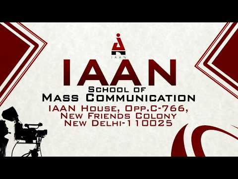IAAN School of Mass Communication video cover3