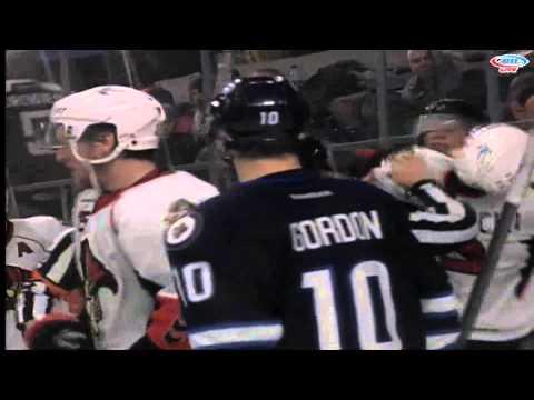 Mark Borowiecki vs. Jason Jaffray