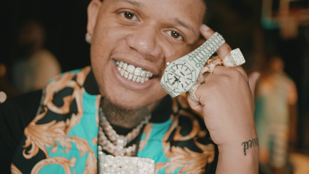 Yella Beezy - Big Shit Ft. Marlo (Official Music Video)