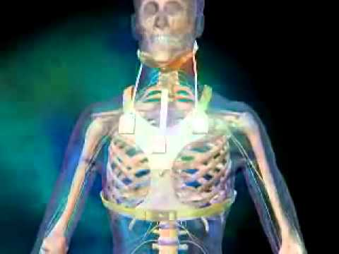 Ból w stopach z osteochondroza
