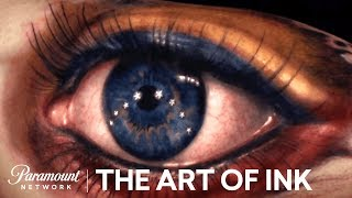 Hyper-Realism Tattoos The Art Of Ink (Season 2) Digital Exclusive | Paramount Network