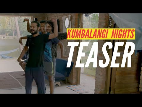 Kumbalangi Nights Official Teaser 1