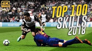 TOP 100 Skills of the Year 2018 ● HD