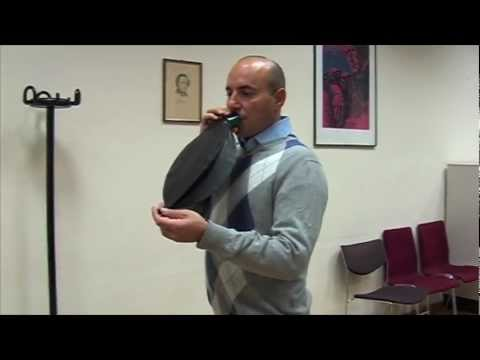 Gianluca Scipioni - Accessori per la Respirazione