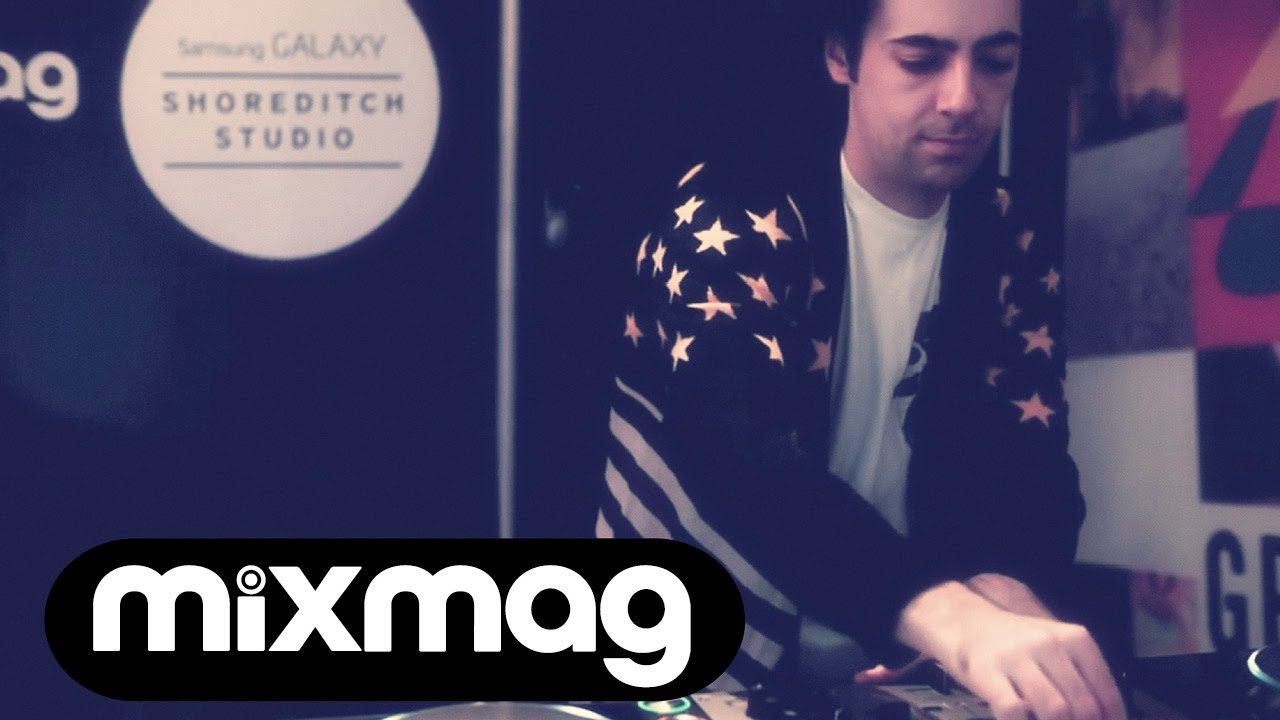 Jimmy Edgar, High Contrast - High Contrast and Jimmy Edgar Live @ Mixmag Live stream