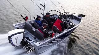 Американский рыболовный катер