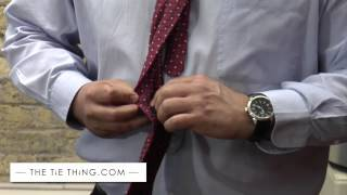 The Tie Thing!...