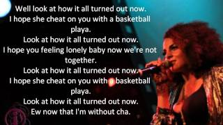 Hope She Cheats On You(With A Basketball Player)- Marsha Ambrosius (With Lyrics)