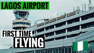 Lagos International Airport   FIRST TIME FLYING   Everything You Need To Know in 2020   Sassy Funke